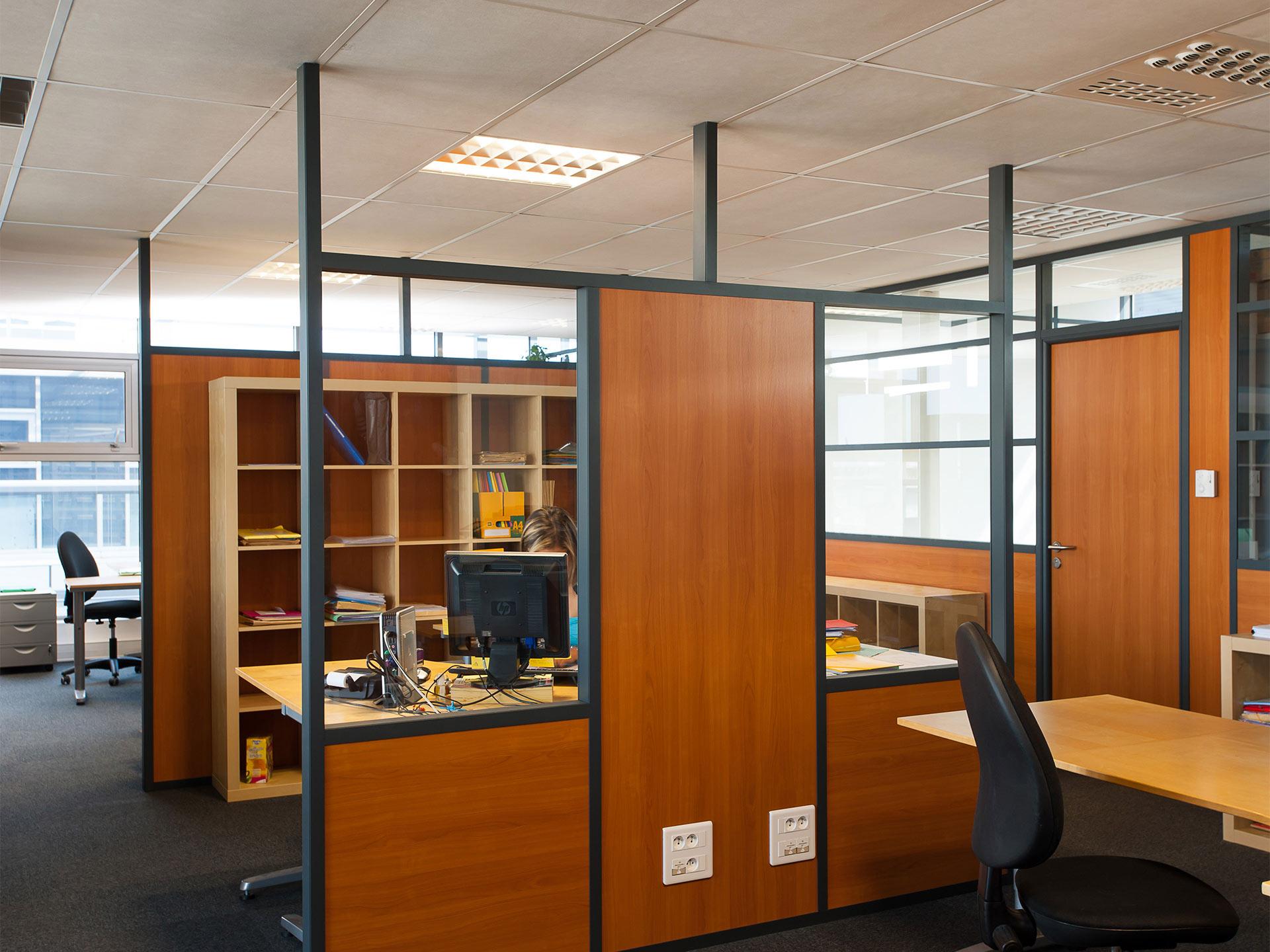 Agencement de bureau à Bordeaux en Gironde - Pierre Aménagement